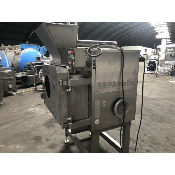 Grignoteuse Sepamatic SEPA 1200 T-2