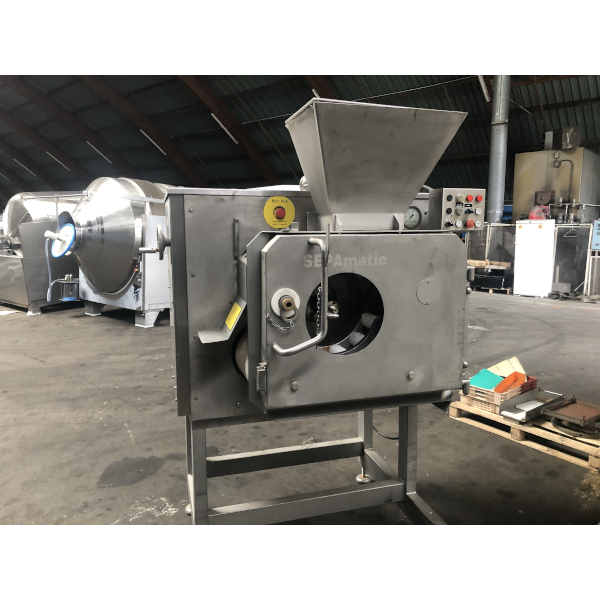 Grignoteuse Sepamatic SEPA 1200 T