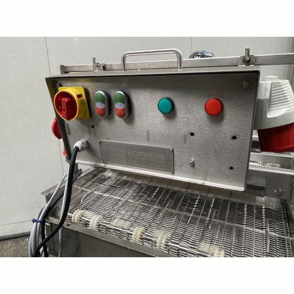 Rouleuse de boulettes GEA UM600-3