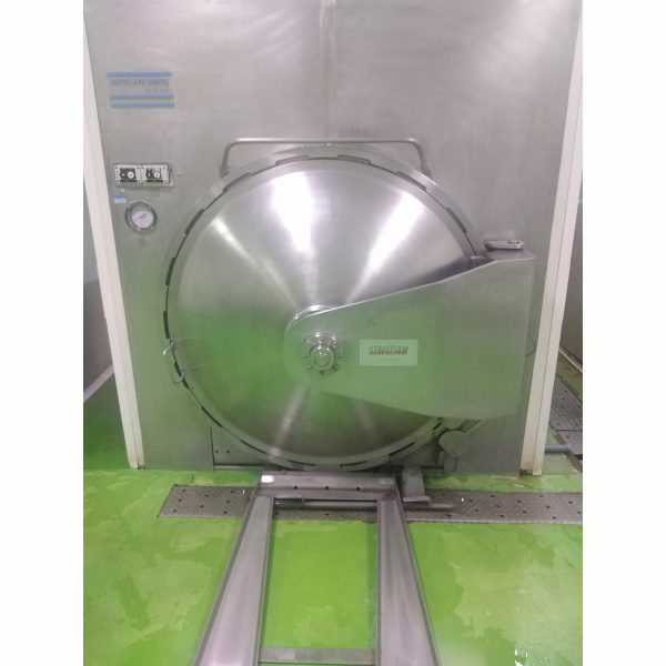 autoclave barriquand 4 paniers