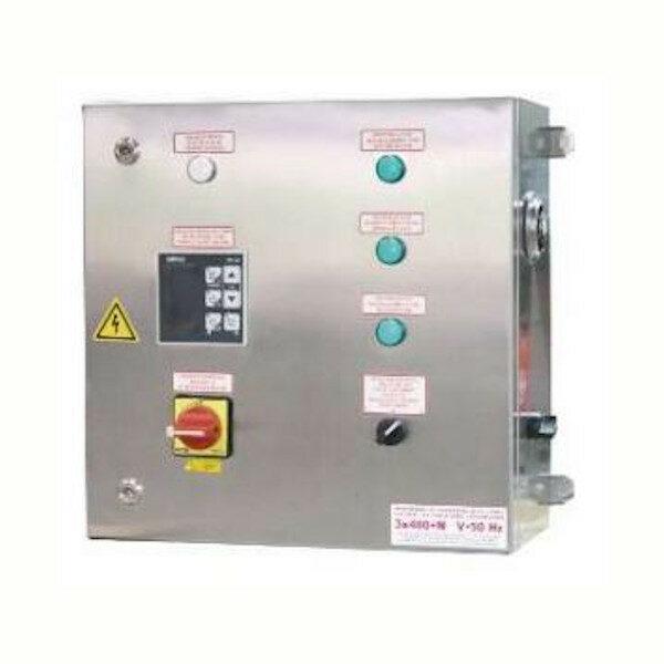 Marmite électrique armoire électrique