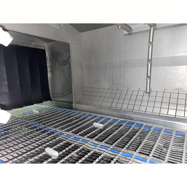Tunnel de lavage Sassaro T 650-2