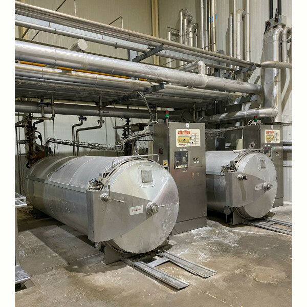 Autoclave steriflow barriquand 4 paniers